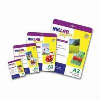 Buy cheap Photo Papers, Good Line-sharpness and Image Quality from wholesalers