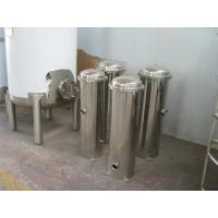 China Automatic Control Pure Drinking Water Treatment Equipments / Plant Water Softener on sale