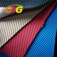 Buy cheap Colorful  Home Textile Fabric 100% Polyester Air Mesh Fabric for much usage. from wholesalers