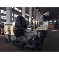 Buy cheap Face Lathe machine used for processing flange or disc workpiece from wholesalers