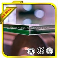 Buy cheap 6mm Tempered laminated glass price with CE certification from wholesalers