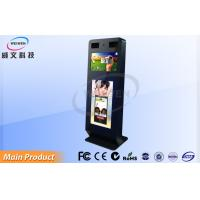 Wholesale 42 Inch Floor standing HD Photo Booth Machine with Lan / Wifi / 3G , Android 4.2 System from china suppliers