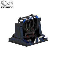 Buy cheap Exciting Amusement Park VR Motion Simulator 9D Cinema Super Pendulum Virtual product