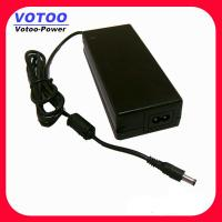 Buy cheap Switching Desktop Power 12V 8A Adapter For LED Strip , Micro USB Adapter from wholesalers