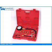 Buy cheap 0-150psi Automotive Repair Tools , Engine Fuel Injection Pressure Test Kit from wholesalers