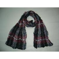 Wholesale Fashion Checked Viscose Scarf from china suppliers