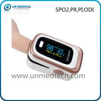 Buy cheap Home use  Fingertip Pulse Oixmter with 4 parameters: Spo2, PR, PI & ODI from wholesalers