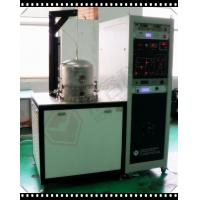 Buy cheap Experimental Magnetron Sputtering Unit ,  Vertical Portable Small Size Magnetron Sputtering System from wholesalers
