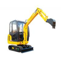Buy cheap High Performance Hydraulic Crawler Excavator Homemade CT Series Closed Type Excavator from wholesalers