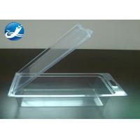 China Clear Vacuum Forming And Thermoforming Pvc Sheet Roll First Grade Material on sale