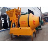 Buy cheap 500L Ready Mix Portable Concrete Mixer , Industrial Electrical Drum Cement Mixer from wholesalers