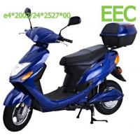 Buy cheap (ZW2000DQT-C02) EEC Electric Motorcycle from wholesalers