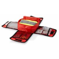 Buy cheap Fordable Nylon Custom Medical First Aid Kit Multi Separate Pockets from wholesalers
