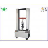 Buy cheap Multifunction Tensile Testing Machine 0.001~1000mm/min AC 220V GB/T16491 product