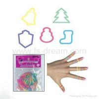 Buy cheap Holiday Silly Bandz(rubber bands) from wholesalers