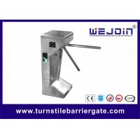 Company safety pedestrian gate access control Optical Turnstiles 220V