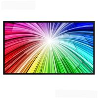 China 75 Inch Sunlight Readable LCD Display , High Brightness LCD Panel 1649.66× 927.936 Mm on sale