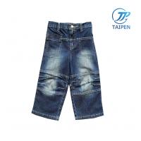 Buy cheap New Fasion Feet Pants Girl Trousers Toddler Skinny Jean With Soft Cotton from wholesalers