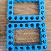 Buy cheap Lego Toys Parts Plastic Moulding Parts Blue Color With Long Service Life from wholesalers