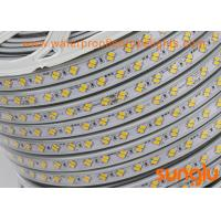 China Double Lines 2700K 120D LED Strip Light 5730 / 5630 For Building Decoration on sale