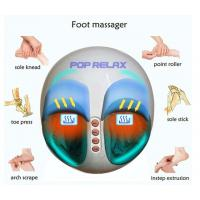 Buy cheap Shiatsu foot massage machine and rolling foot massager , 3D infrared heated from wholesalers