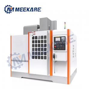 China MEEKARE V6 Liner Rail Vertical CNC Machining Center BT40 Fanuc system Jiangsu on sale