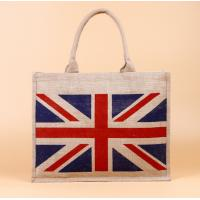 Buy cheap Cotton Linen Canvas Tote Shopping Bag for Women,Ladies,Men With Tote OEM from wholesalers