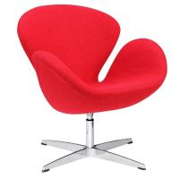 Buy cheap Modern Swivel Hotel Lounge Chairs 72*64*81cm With Aluminium Alloy Base from wholesalers