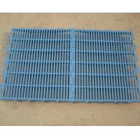 Buy cheap Blue Color PVC / PP Plastic Slatted Floor Poultry Plastic Flooring CE ISO Certification from wholesalers