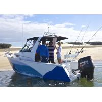 Buy cheap Environmental Protection Center Console Fishing Boats 5.8m / 19ft Basic Length from wholesalers