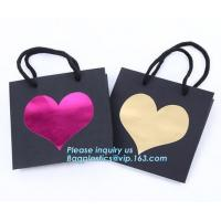Buy cheap luxury white sachets iridescent paper bag,China Printing Manufacture Luxury twisted paper handle bag, bagplastics, packa from wholesalers