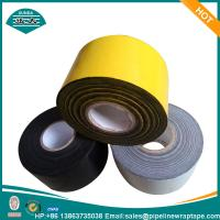 Buy cheap Similar Polyken Steel Pipeline Corrosion Protection Coating Tape PE Backing Butyl Rubber from wholesalers