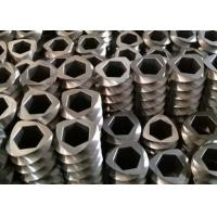 Wholesale Kneading Block Extruder Screw Elements , Extruder Spare Parts For JSW TEX90 from china suppliers