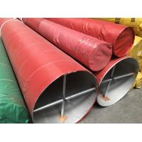 Buy cheap High Strength Welded Stainless Steel Seamless Pipe For Food Processing Equipment from wholesalers