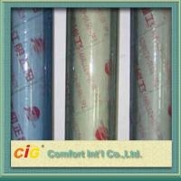 Wholesale Vinly Clear Plastic Sheet Transparent PVC Sheet 10-100m / Roll from china suppliers