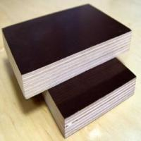 Buy cheap Formwork plywood / Hot sale 12mm 15mm18mm WBP waterproof film faced plywood from wholesalers