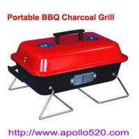 Portable BBQ Charcoal Grill Manufactures