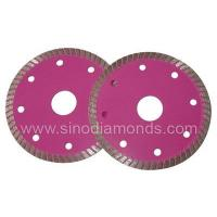 Buy cheap Thin Turbo Wave Cutting Discs from wholesalers