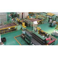 Buy cheap slitting LINE for CR,HR,AL,SS coils from wholesalers