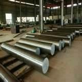 Buy cheap GCr15 hot rolled / alloy bearing steel forged round bars for forming tools, hand taps from wholesalers
