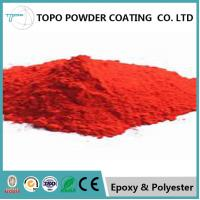 Buy cheap RAL1021 Electrostatic Powder Coating , Shelving Industrial Powder Coating from wholesalers