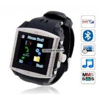 Wholesale Quad-band Waterproof Watch Mobile Phone from china suppliers