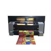 China 4 Ricoh / 2Ricoh Flag Printing Machine For Cotton / Silk Material 1.9 Meters on sale