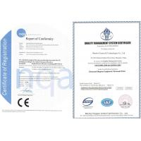 Easywell Technologies Co Ltd Certifications