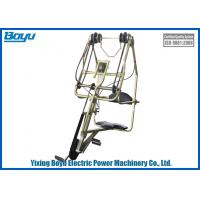 Buy cheap Rated load 1kn Transmission Line Stringing Tools Bicycles For 3 bundle from wholesalers