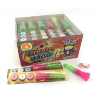Buy cheap Lighting Novelty Candy Toys With Whistle For Children Abundant Nutrition/Good price from wholesalers