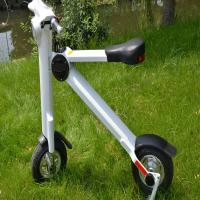 Buy cheap Efficiency Double Wheel Foldable Electric Scooter 13 Inch Tire from wholesalers