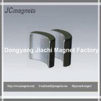 Buy cheap Arc-Segment Motor NdFeB Magnet from wholesalers