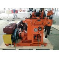 Buy cheap Electric Blasting Hole Core Drill Rig XY-1 For Spindle Geology Road Exploration from wholesalers
