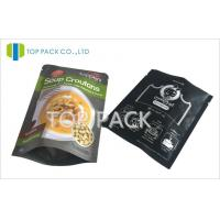 Buy cheap Custom 90mic Printed Laminated Pouches Food Grade Light Blocking from wholesalers